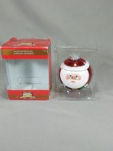 Kurt Adler Santa Ornament Radio City Christmas Spectacular Rockettes Han... - $7.99