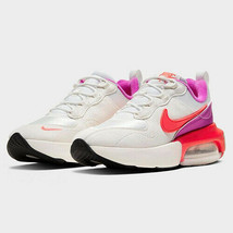 Nike Women's Air Max Verona Shoes Summit White/Laser Crimson CZ6156-100 ... - $112.17