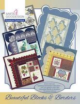 Anita Goodesign Premium Edition Beautiful Blocks & Borders Quilting (CD ... - $69.29