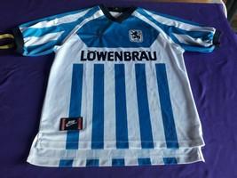 soccer jersey 1860 München orig nike Löwenbräu  - $68.31