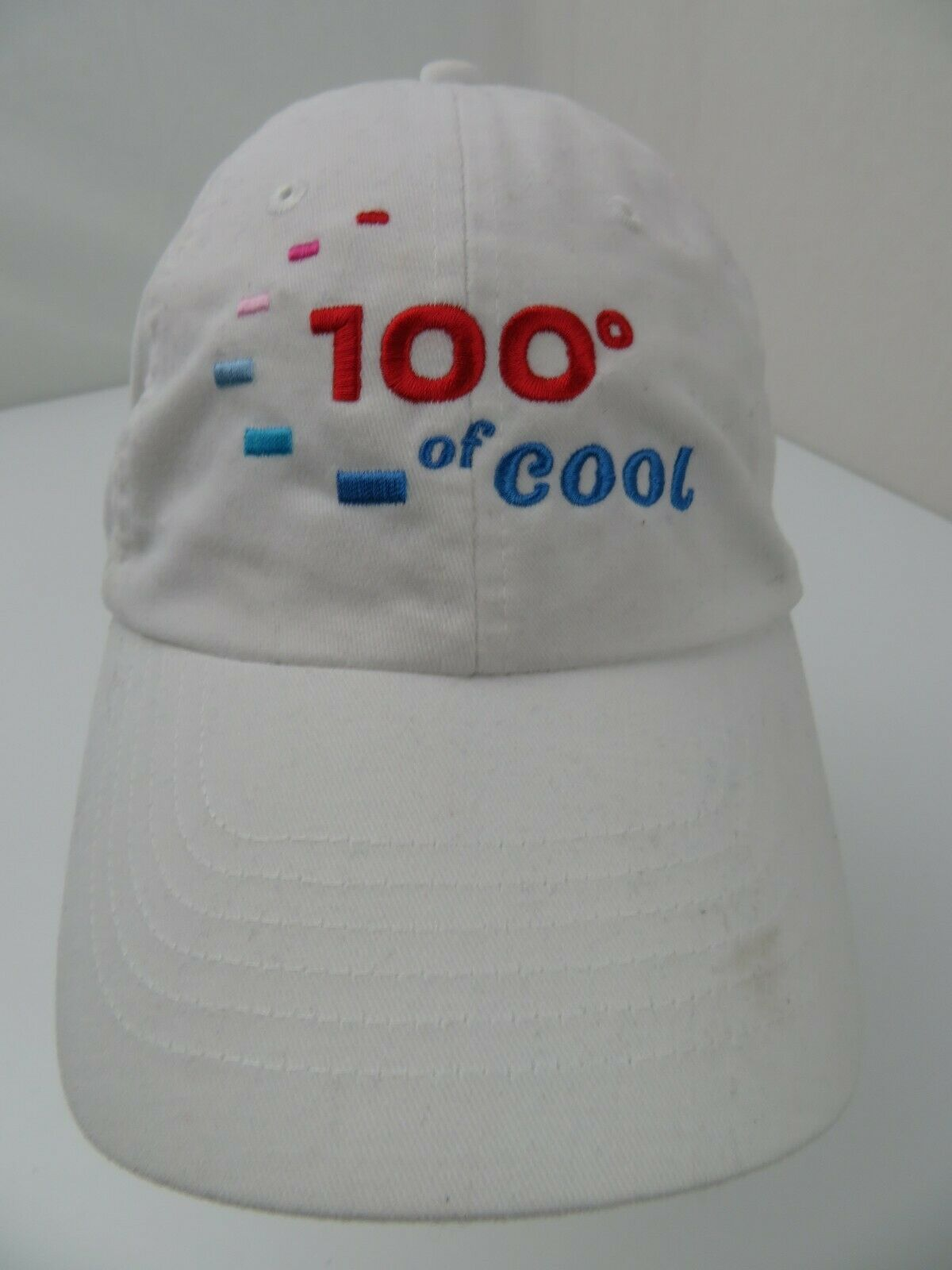 Primary image for 100 Degree of Cool Dallas Museum of Art Adjustable Adult Cap Hat
