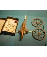 HISTOREX PLASTIC BRITISH NAPOLEONIC 9 PDR GUN 1815 54 MM 1/32 GC.831 - $49.91