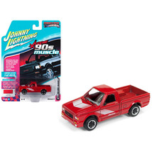 1991 GMC Syclone Pickup Truck Gloss Red 90s Muscle Limited Edition to 4,... - $13.95