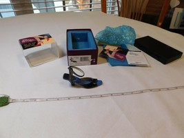 Just The Right Shoe by Raine 2002 Tiffany #25346 Willitts NOS COA heel  ... - $25.04