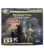 Big Fish Redemption Cemetery PC Game-Grave Testimony & Salvation of the ... - $16.99