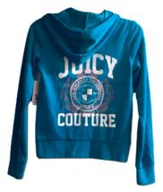Juicy Couture Nordic Velour Collegiate Juicy Robertson Jacket Mult Sz - $74.99