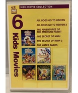 Six Kids Movies (DVD, ) - $43.22