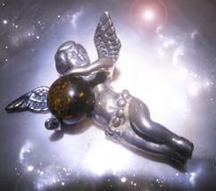 HAUNTED NECKLACE ALEXANDRIA'S PORTAL OF 7000 ANGELS EXTREME OOAK SECRET MAGICK - $9,597.77