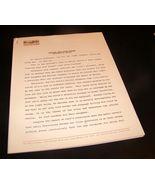 1996 GETTING AWAY WITH MURDER Movie PRESS KIT PRODUCTION HANDBOOK Pressbook - $14.99