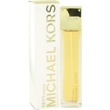 Michael Kors Sexy Amber Perfume 3.4 Oz Eau De Parfum Spray image 4