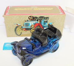 Collectible Avon Stanley Steamer Tai Winds After Shave Decanter Bottle with Box - $7.95
