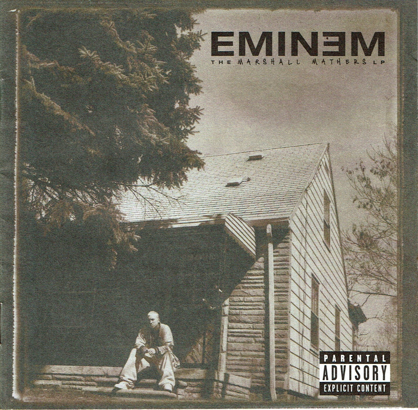 Eminem - The Marshall Mathers CD [Explicit] (Audio CD 2000)