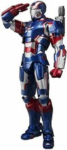 S.H. Figuarts Iron Patriot about 160mm PVC · ABS · die-cast painted acti... - $61.38
