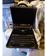 Feb 1937 Remington Rand TYPEWRITER Model 1 Noisy Noiseless Portable P109... - $575.00