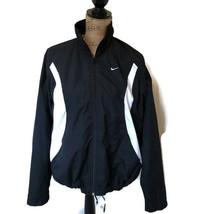 Nike Jacket Winter Coat Windbreaker Black And White Size XL 16/18 Youth ... - $18.69