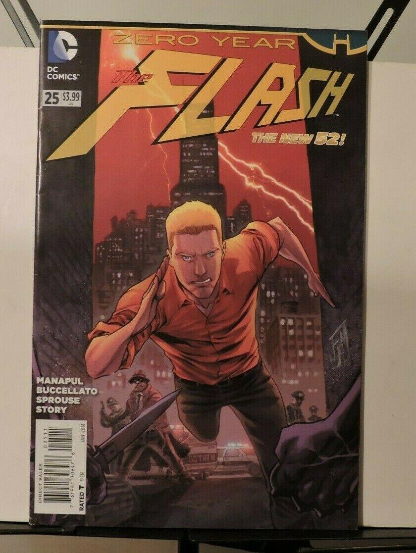 The Flash #25 Jan 2014