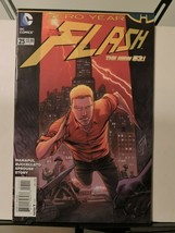 The Flash #25 Jan 2014 - $3.67