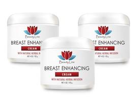 Damiana Extract - Breast Enlargement Cream 4oz - Breast Enhancement Herb 3C - $49.45