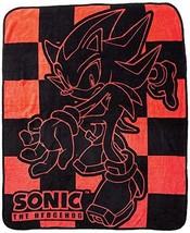 Sonic Hedgehog Shadow Blanket Goodies