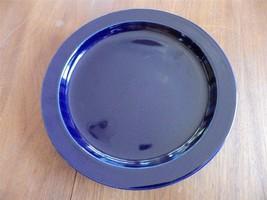 """DANSK Bistro Bisserup Blue Salad Plate 8.75"""" $39.99 - $18.81"""
