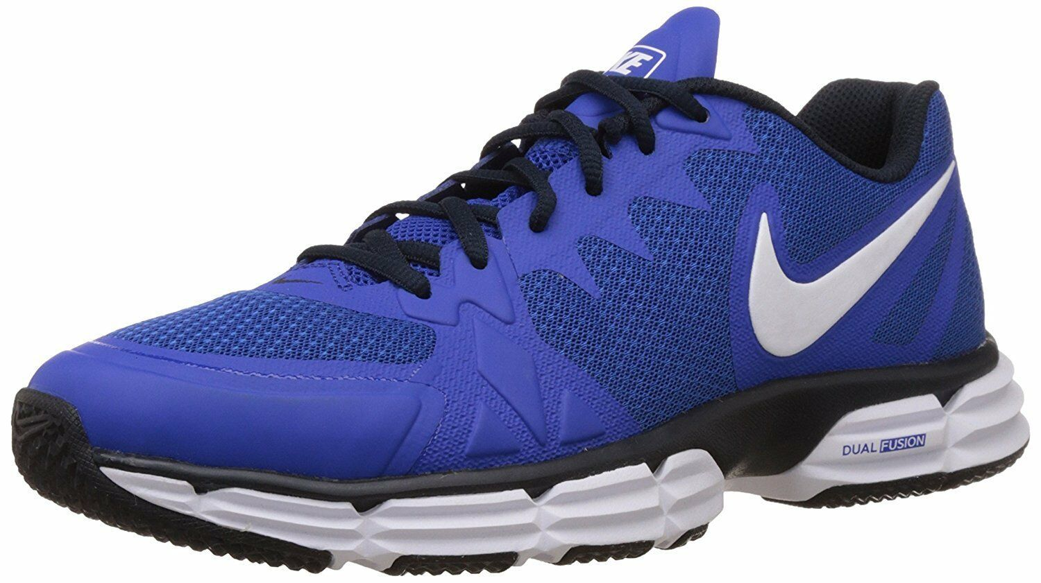 Men's Nike Dual Fusion TR 6 Training Shoes, 704889 404 Size 9 Game Royal/W