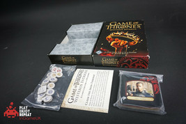 Game of Thrones: Westeros Intrigue Complete Card game VGC - $21.07