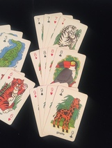 Vintage 80s Creative Child Games card game: CRAZY EIGHTS image 6