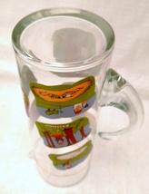 Golfer Martini Pitcher Glass Beaker Style Barware - Ashby Golf Cartoon image 4