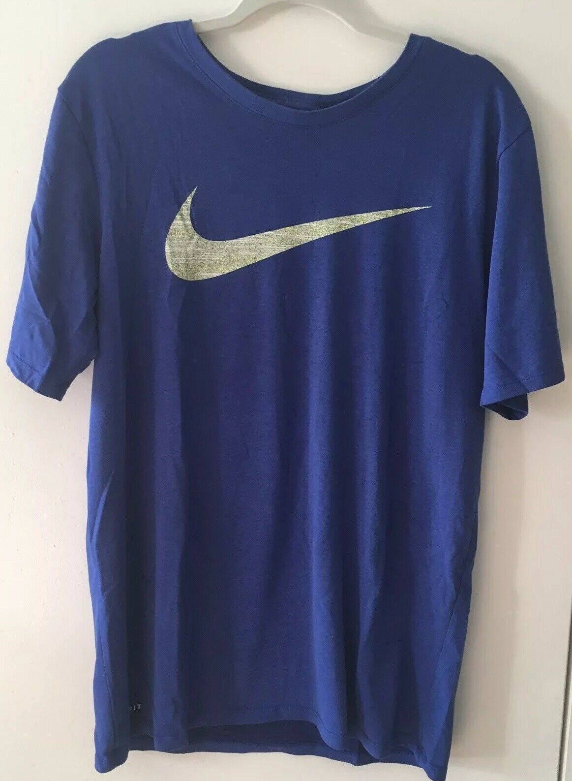 Primary image for Nike Boys Blue T Shirt Size Large