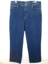 Style & Co Petite Women's Stretch Denim Blue Jeans 14P 33/26 - $21.55