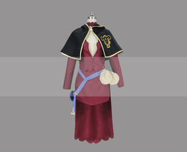 Black clover vanessa enoteca cosplay costume for sale thumb200