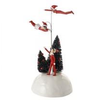 Dept 56 Cross Product Village Series ACCESSORIES Elf Figure Flying Elves... - $338.00