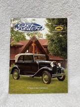model a ford restorer magazine Volume 57 Issue 3 September  / October 2012 - $14.85