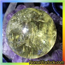 Oracle of Guiding Light Psychic Sphere of Wisdom & Enlightenment! METAPH... - $159.99
