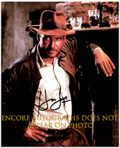 HARRISON FORD  Authentic Original  SIGNED AUTOGRAPHED PHOTO w/ COA 40090 - $125.00