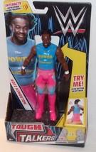 ✰ WWE Tough Talkers Action Figure Kofi Kingston NEW Factory Sealed SHARP... - $19.99