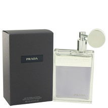 Prada 3.4 Oz Eau De Toilette Refillable Cologne Spray  image 2