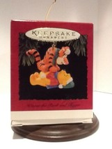 Hallmark Keepsake - Winnie the Pooh and Tigger - Snowball Fight - 1994 –... - $3.95