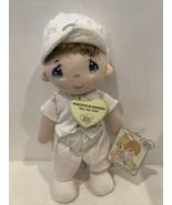 """Aurora Precious Moments - Precious Blessings Boy 10"""" Plush Doll - $12.95"""
