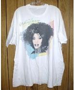 Whitney Houston Concert Tour T Shirt Vintage 1987 - $299.99