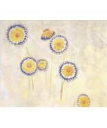 Daisies, 1901 - 40x50 inch Canvas Wall Art Home Decor - $159.00