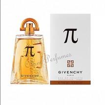 Givenchy Pi For Men Eau de Toilette Spray 3.3oz 100ml * New in Box Sealed * - $65.65