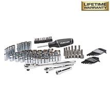 Mechanics Tool Set 92 Pieces Compact Versatile Assorted Professional Acc... - $47.95