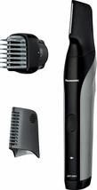 Panasonic ER-GK81-S Body Trimmer for Men Silver Washable AC100V-240V w/T... - $98.85