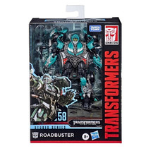 Hasbro Transformers Studio Series #58 Deluxe Class Roadbuster Action Figure - $39.99