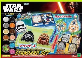Star Wars Aqua beads The force Awakens Standard set Japan EPOCH - $86.48