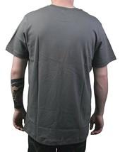 Dunkelvolk Gargoyle Grigio Viola Papel Peruviana da Strada Arte Logo T-Shirt Nwt image 2