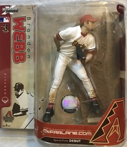 "MLB Sports Picks Series 18 Action Figure ""Brandon Webb"" (Arizona Diamondbacks) - $17.99"