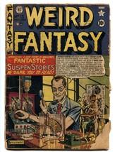 WEIRD FANTASY #13-1st issue-EC key issue-1950-Horror comic book - $266.75