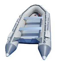 BRIS 14.1ft Inflatable Boat Rescue & Dive Inflatable Power Boat Raft image 3